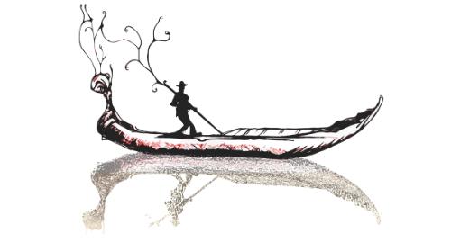 bateau-sans couleur